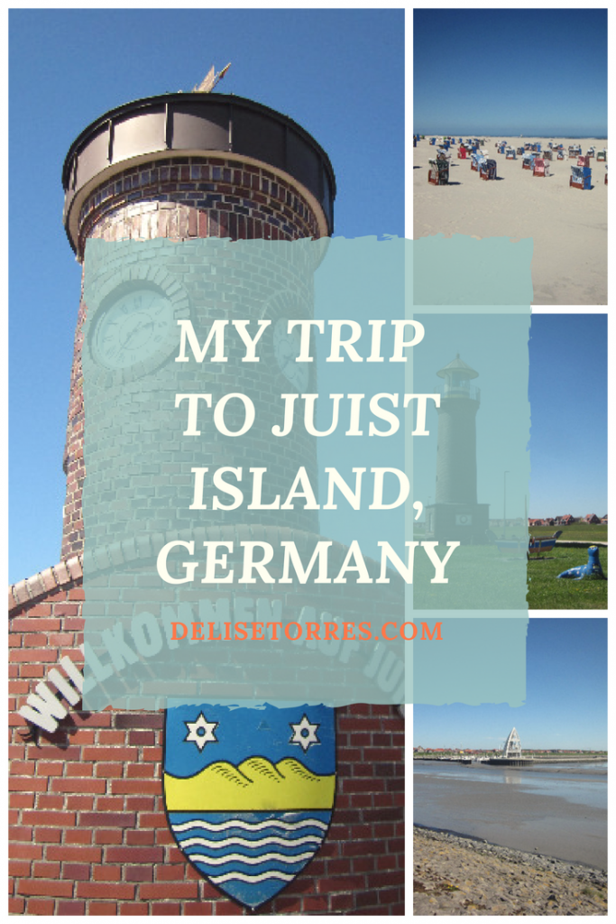 My Trip to Juist Island, Germany