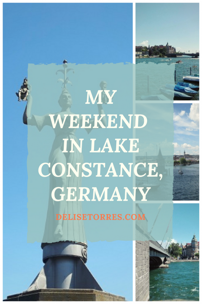 My Weekend Trip to Lake Constance, Germany