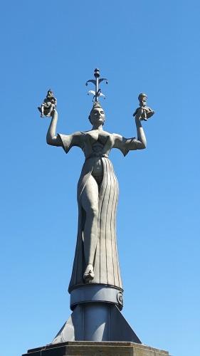 Imperia Statue, Konstanz, Germany