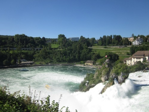 Rhine Falls German Side