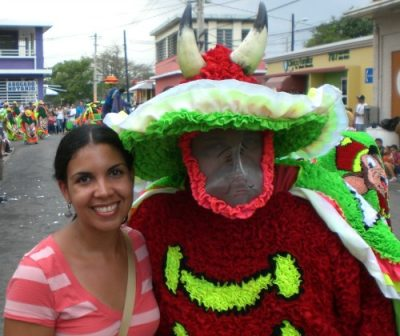 Masked Man in Hatillo