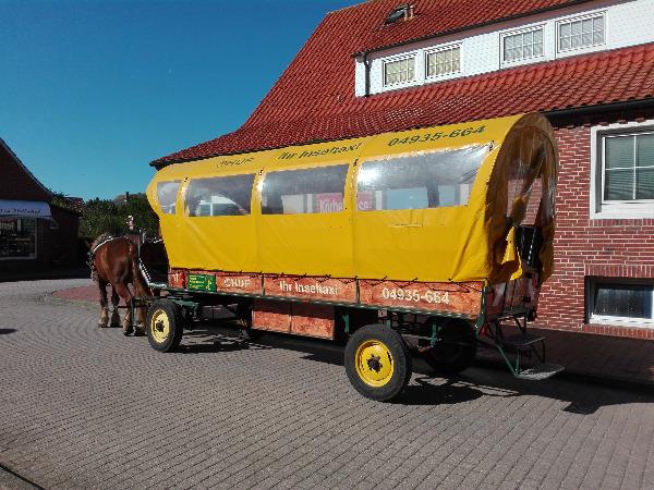 Juist Island Taxi