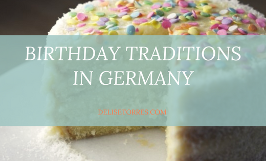 Birthday Traditions in Germany Post Image