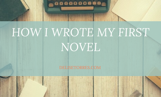 How I Wrote my First Novel Post Image