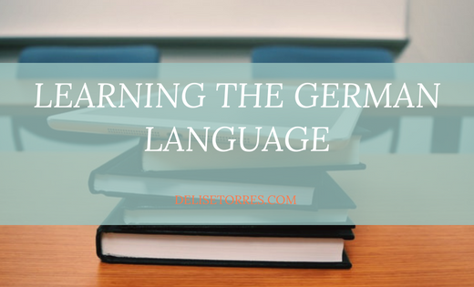 Learning the German Language Post Image