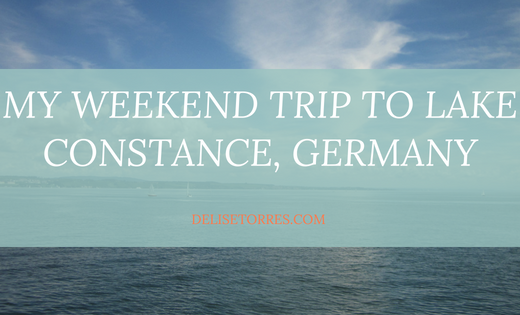 My Weekend Trip to Lake Constance, Germany Post Image
