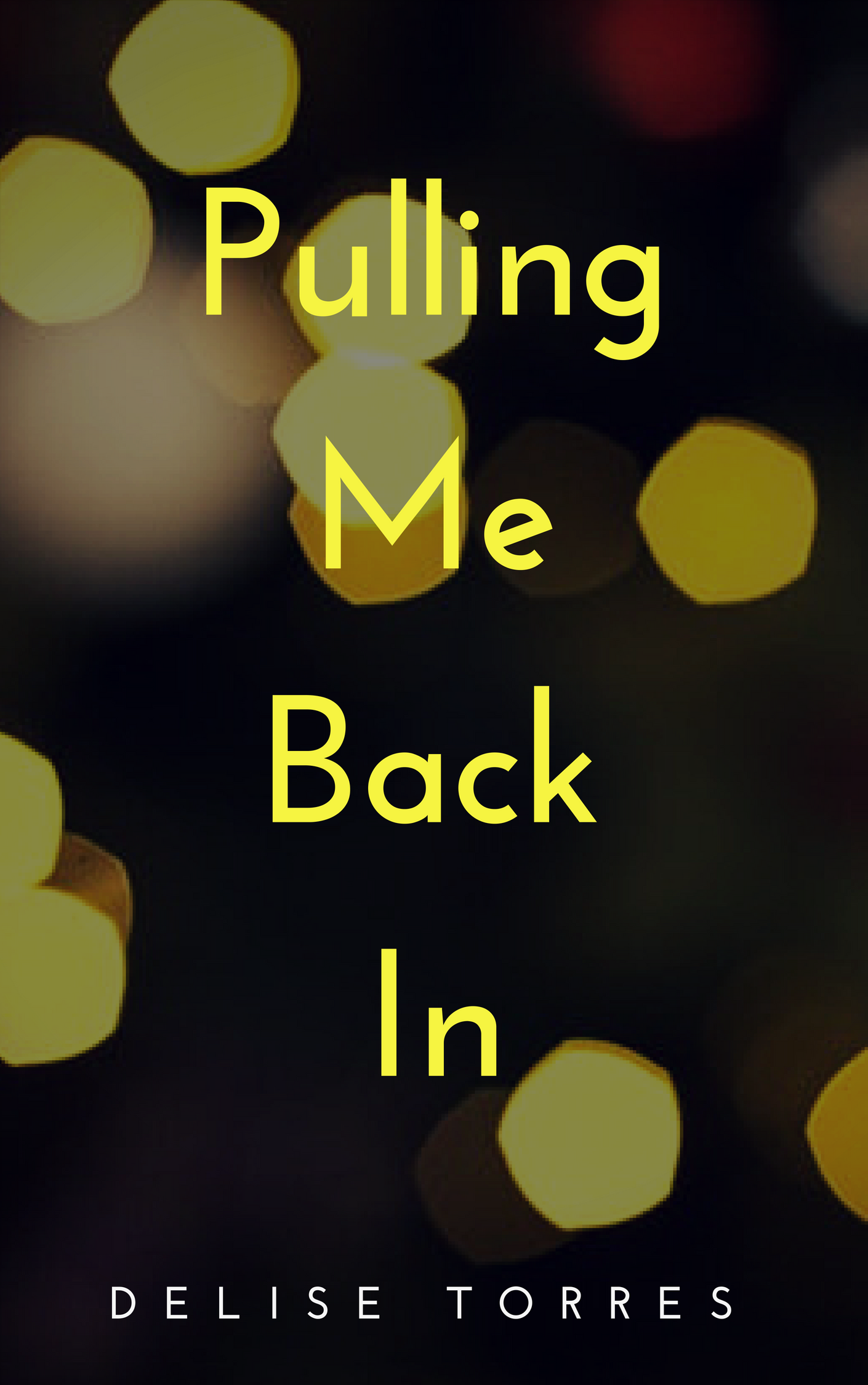Pulling Me Back In Cover
