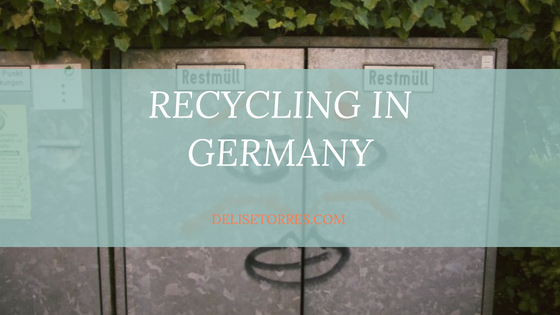 Recycling in Germany Post Image
