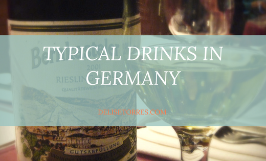 Typical Drinks in Germany Post Image
