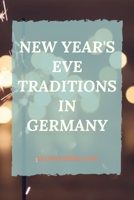 New Year's Eve Traditions in Germany