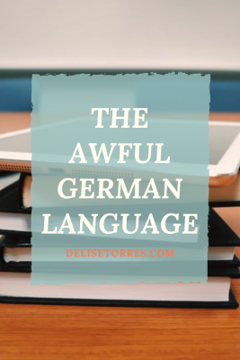 How to Survive in Germany Part 1: Learning the German Language