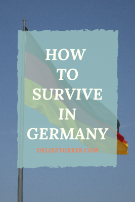 How to Survive in Germany: A Series